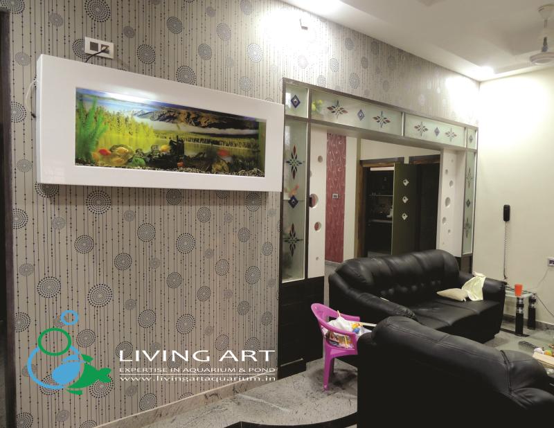 """""""wall mounted aquarium in chennai"""""""